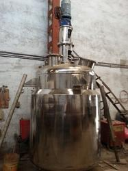 GMP Jacketed Reactor