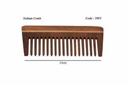 Sisham Wooden Comb