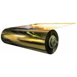 Matte Gold Polyester Film