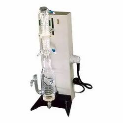 Quartz Glass Distillation Apparatus