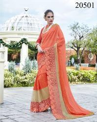 Traditional Wedding Saree
