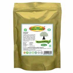 Naturmed's Methi Seed Powder, 100g, Packaging: Packet
