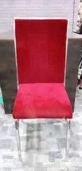 Red Velvet Dining Chairs