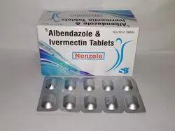 Albendazole 400mg Ivermectin 6mg Tab