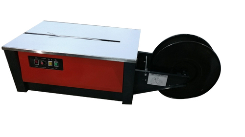 Swift Pack Low Table Semi Automatic Strapping Machine, SP 101 LE
