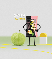 Guava Pulse Candy