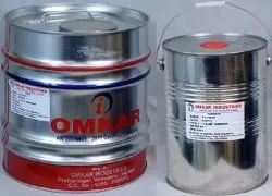 Omkar Polyurethane Paint, For Industrial, Packaging Type: Tin
