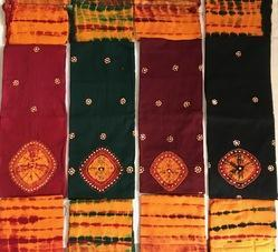 Designer Embroidered Dress Material