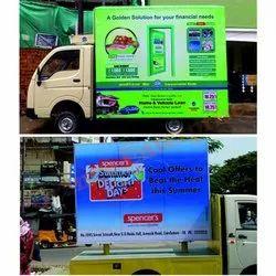 Displays Van Advertising Service