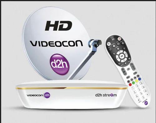 Videocon D2h Stream Set Top Box