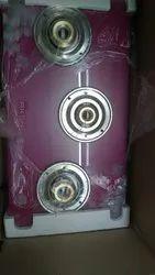 Lpg Three Burner Gas Stoves, For Kitchen