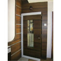 Decorative Wooden Safety Door
