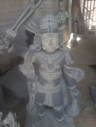 Karupasamy Stones God Statue