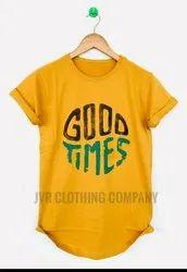 Mens Cotton Printed T Shirts