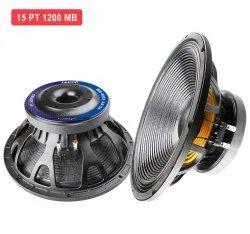 Black SWETON 15 PT 1200 MB, 2400W