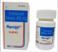 Hepcinat (Sofosbuvir 400 Mg Tablet)