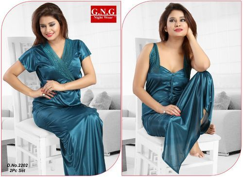 Ladies Cotton Nighty at Rs 300  piece(s)  4d45c6d0d