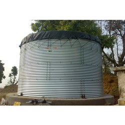 Agricultural Corrugated Steel Water Tank
