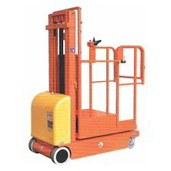 Battery Drive Aerial Order Picker