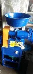 Semi-automatic Sun Agro Huller Machine