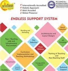 School Consultancy, Pan India