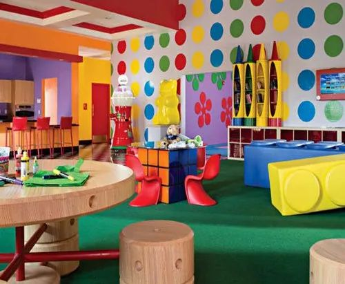 Play School Interior Designing, In Delhi Ncr