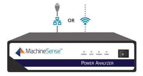 MotorSense Power Quality Analyzer