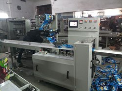 Semi Automatic Rusk Packing Machine