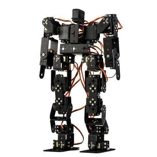 Humanoid Robot Systems