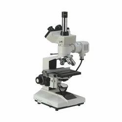 400x Upright Trinocular Metallurgical Microscope, Model Name/Number: Lmhl-32