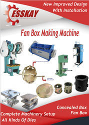Fan Box Making Machine