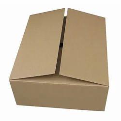 Kraft Paper Rectangular Master Carton Boxes
