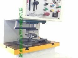 Embossing , coining, stamping press