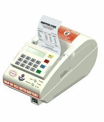 Wep BP85T with Battery Billing Machine