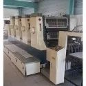 Komari Lithron 428 -4 Offset Printing Machine