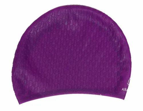59e8a8bdc13 Multicolor AIRAVAT KD Bubble Swimming Cap, Size: Standard, Rs 549 ...