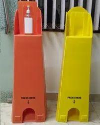 Sanitizer Foot Dispenser Made From PP Sheet