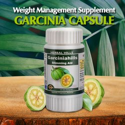 Weight Management Supplement - Garcinia Cambogia 60 Capsules