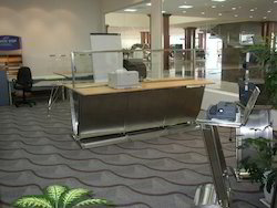 Stainless Steel Office Furniture