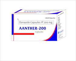 Danazole 200 mg Capsule