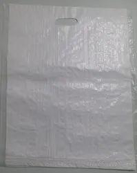 PP Laminated D Cut Woven Bag