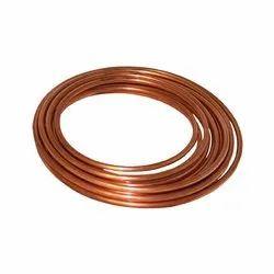 Refrigerator Copper Pipes