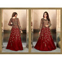 Medium And Large Embroidered Ladies Ethnic Dress