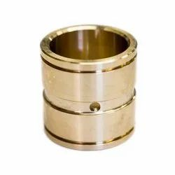 Cylindrical Bronze Bushings
