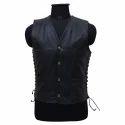 Mens Stylish Leather Vest