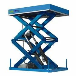 Multiple Scissors, High-lifting Lift Table