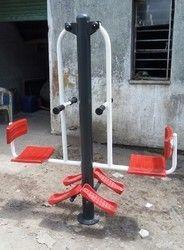 Outdoor Leg Press