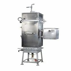 Square Steam Boiler