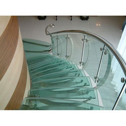 Transparent Solid Laminated Glass