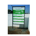 Pole Mounted Pollution Control Sign Board